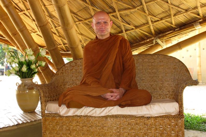 Dhamma talk by Ajahn Jayasoro, Jan 2011