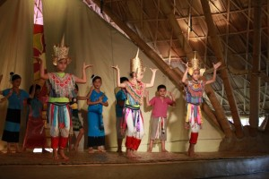 Thai dance number by our Panyden School students