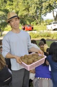 Science teacher from Panyaden School