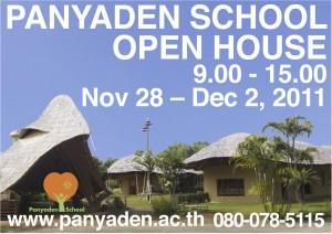 Panyaden School Open House 2011