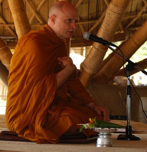Panyaden School's Buddhist Spiritual Advisor, Ajahn Jayasaro