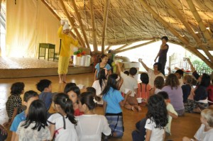 Bilingual school in Chiang Mai, Panyaden School activity