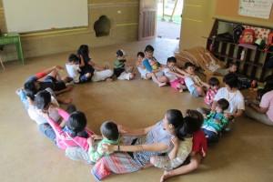 Panyaden Summer School game