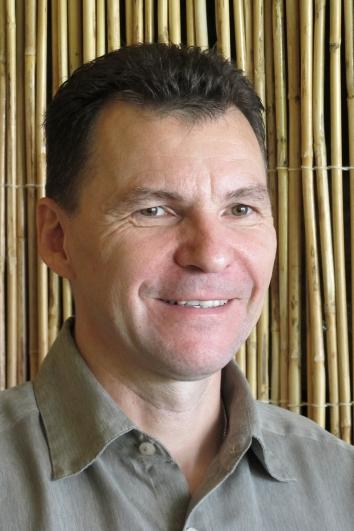 Kru Michel, Head Teacher of Panyaden School, a bilingual school in Chiang Mai