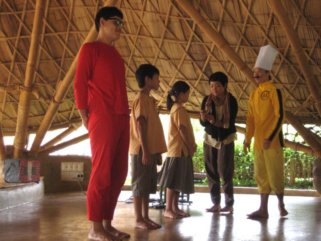 Student Captains of wise habit, Khanti, Panyaden International School Chiang Mai