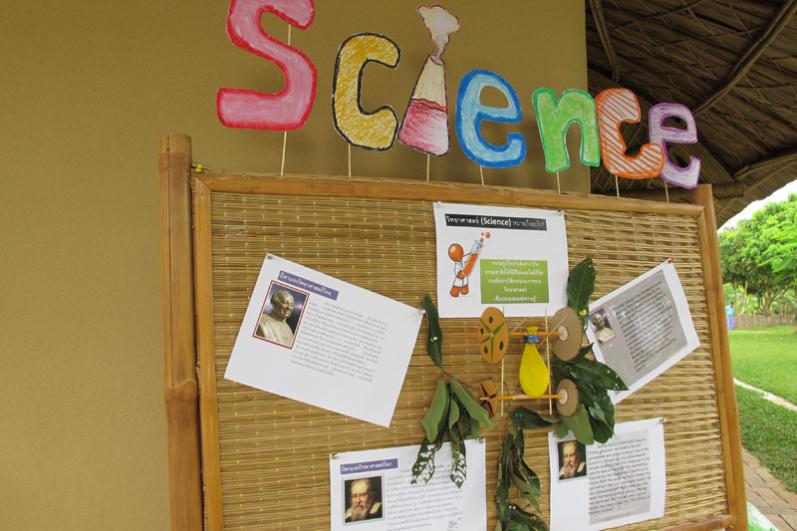 Panyaden School Chiang Mai - Science Day 17 Aug 2012