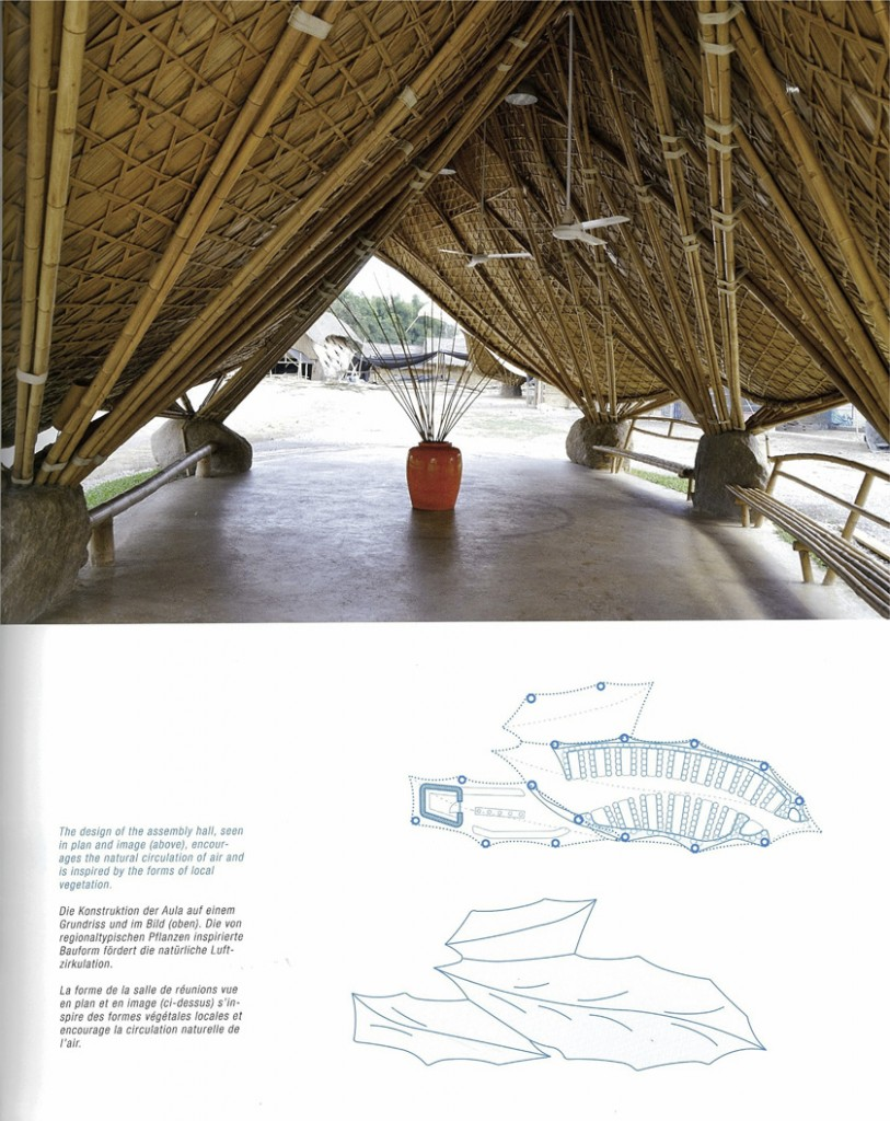 Panyaden School Chiang Mai: green architecture featured in Taschen Books Architecture Now! 8