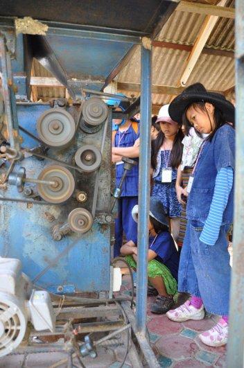 dsc_5014 Rice mill machine