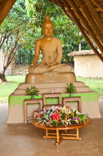 makha-bucha-day at Panyaden