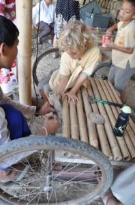 Panyaden School primary student self-directed project