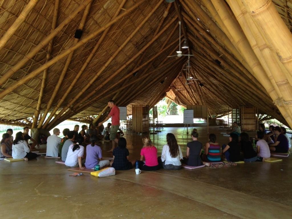 Teacher's Training at Panyaden School Chiang Mai