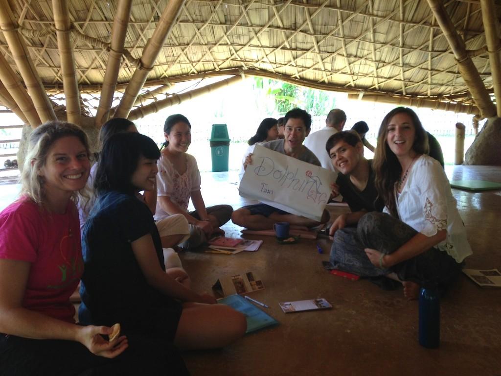 image_2 Teachers during training at Panyaden School Chiang Mai
