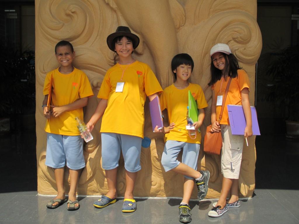 IMG_0059 Prathom students on field trip to Chiang Mai Zoo, Panyaden School