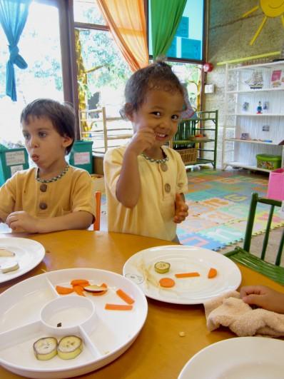 IMG_3451 Kindergarten students, Panyaden School Chiang Mai