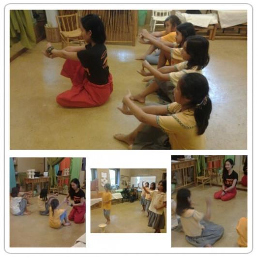 Panyaden After-School Club: Thai Dance