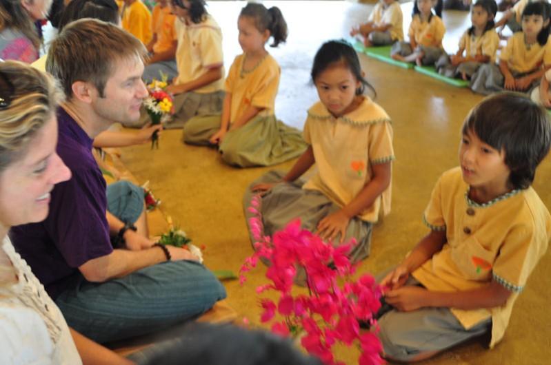 dsc_2895 Celebrating Teacher's Day in Thailand, Panyaden School Chiang Mai