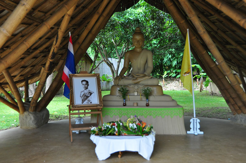 dsc_6556 Asanha Bucha Day at Panyaden School Chiang Mai