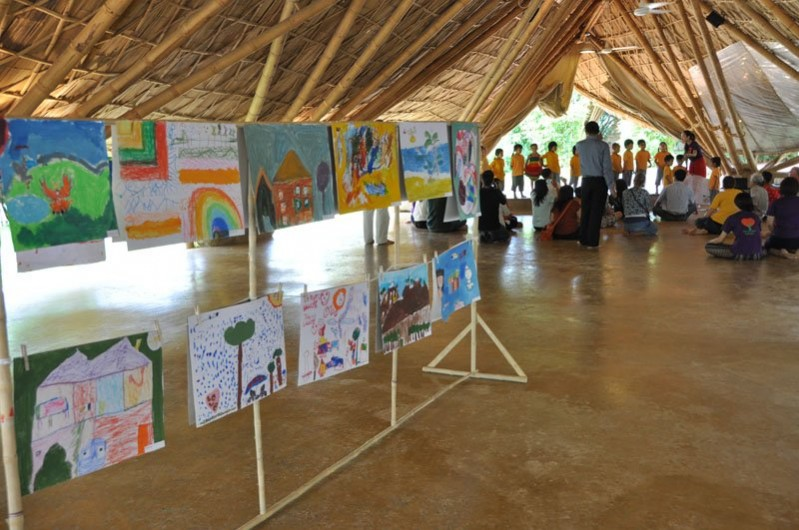 dsc_7770 Student art exhibition, Panyaden School Chiang Mai