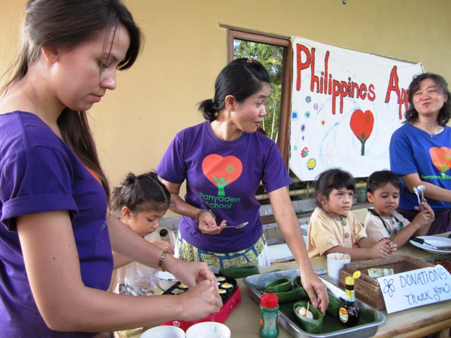 Panyaden School bake sale to raise funds for victims of Philippines typhoon
