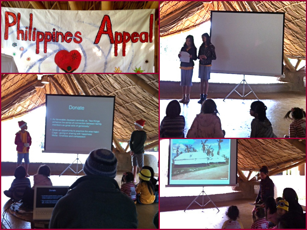 Phillippines Appeal project ends, Panyaden School