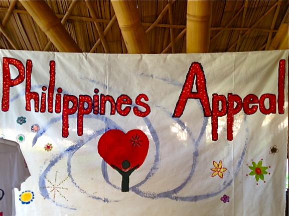 Panyaden Philippines Appeal banner
