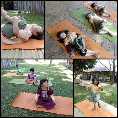 K2 Yoga 1, Panyaden School