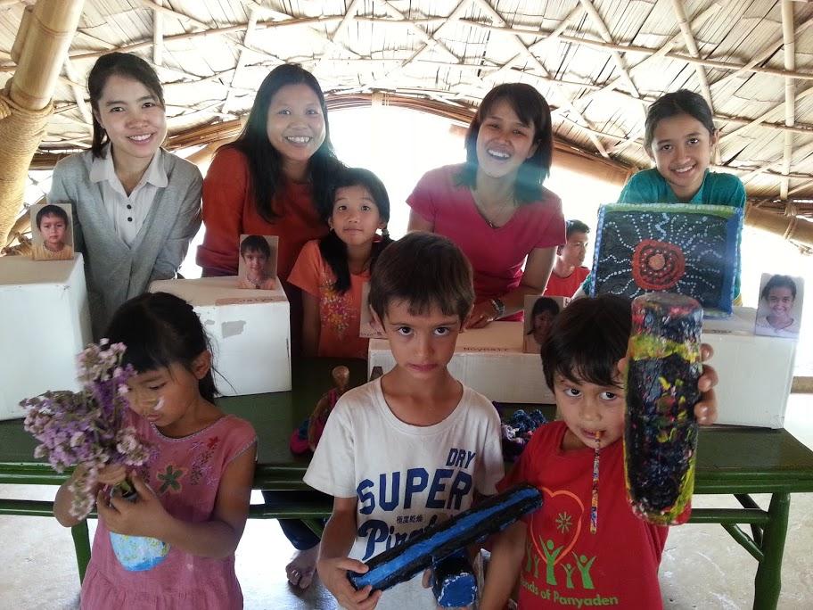 Paper Mache team, Panyaden School
