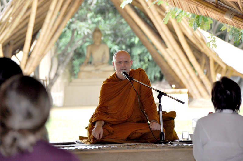 Dhamma Talk by Venerable Ajahn Jayasaro at Panyaden School