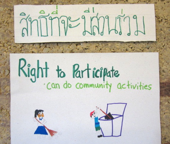 The Right to Participate
