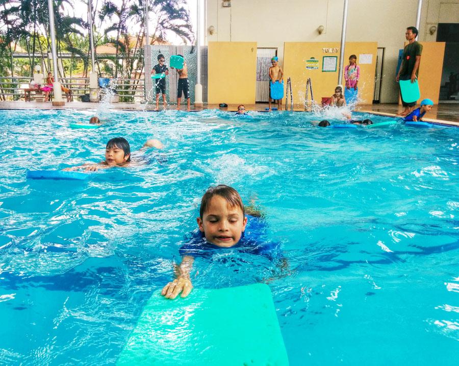 Panyaden School Prathom 3 & 4 Swim Class