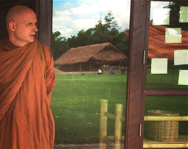 Ajahn Jayasaro at Panyaden School Chiang Mai 2