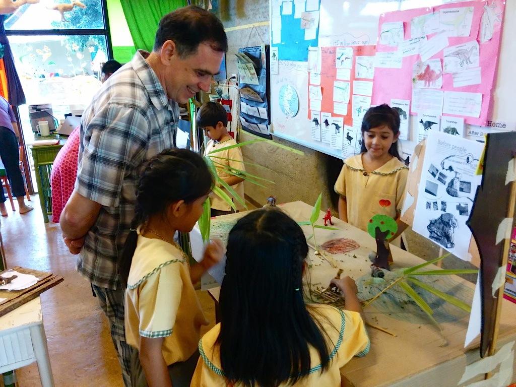 Dinosaur exhibition by Panyaden Prathom 2 students 2