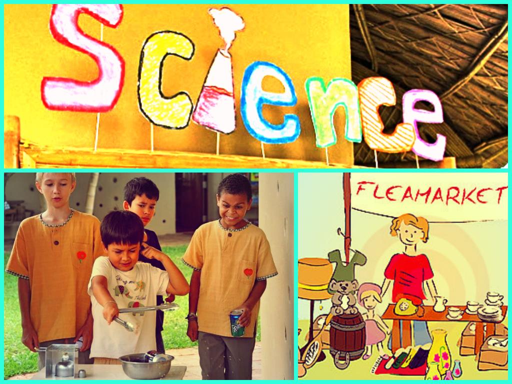 Science Day & Flea Market, Panyaden School