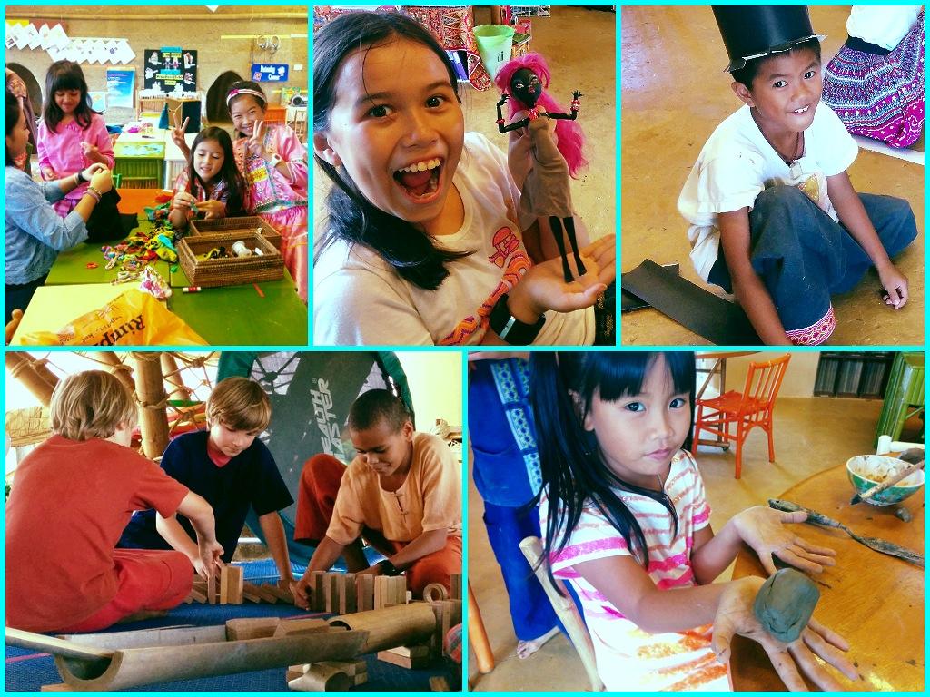 My Project presentations, Panyaden School Chiang Mai