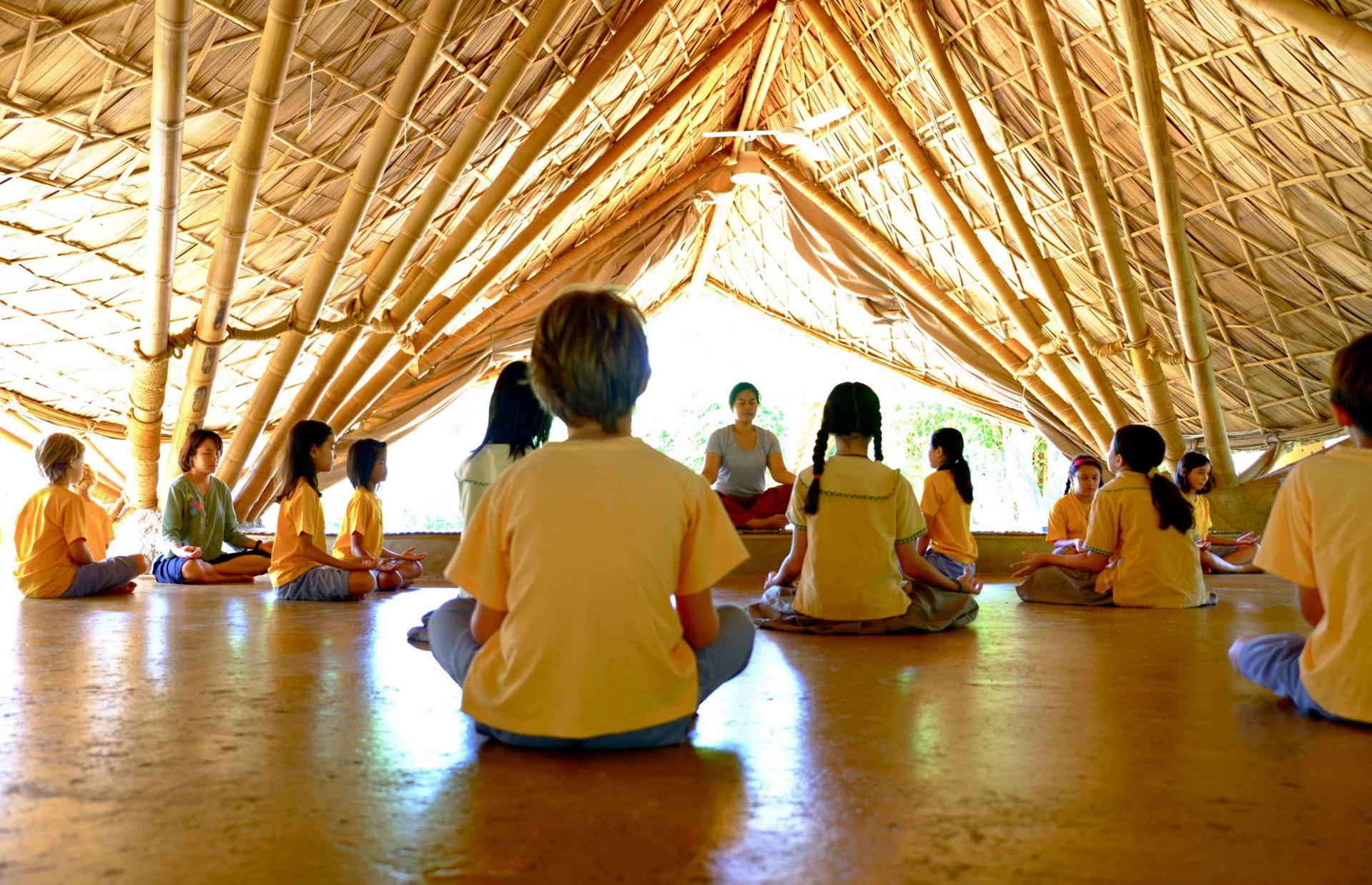 Prathom mediation, Panyaden School