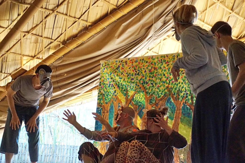 DSC02022 Panyaden Reading Week skit by teachers