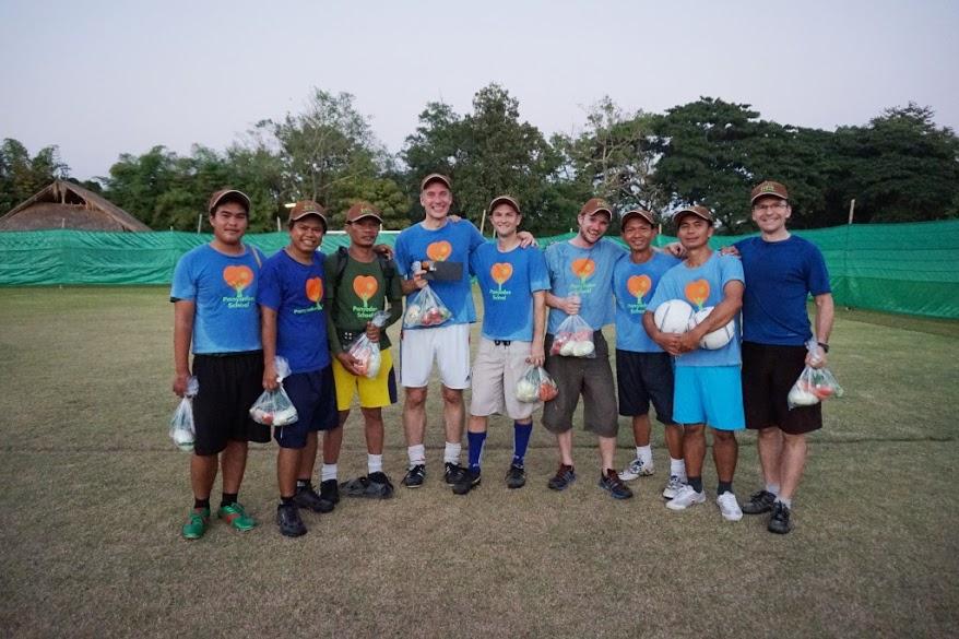 DSC03375 Panyaden Teachers Football Team