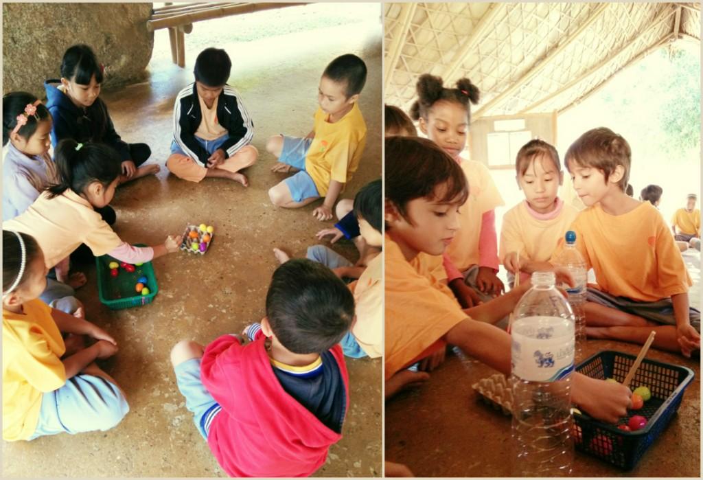 P1-2 Mindfulness Activity, Panyaden School