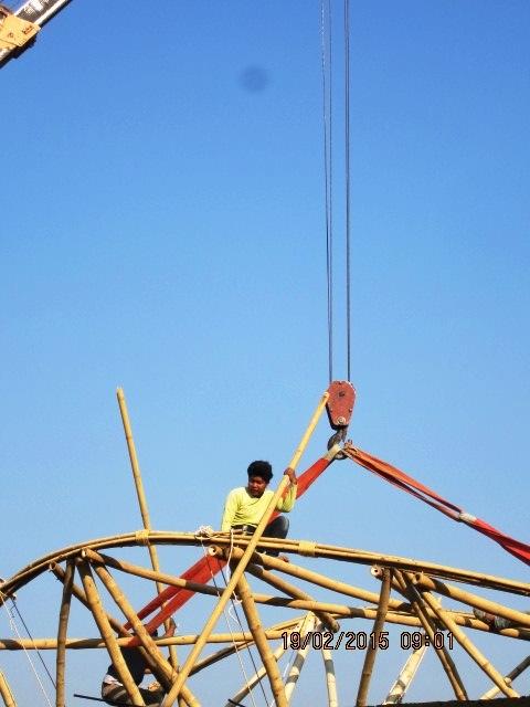 roof crane 9