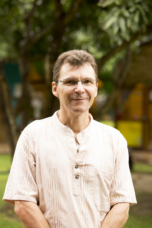 Michel Thibeault, Panyaden School Head Teacher