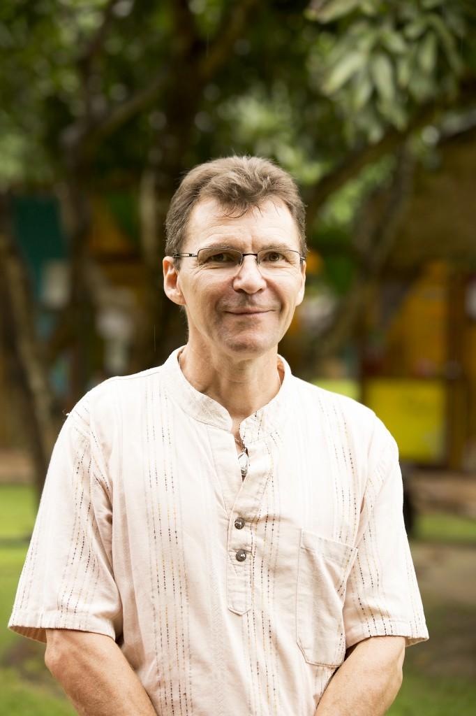 Michel Thibeault, Panyaden International School Head Teacher