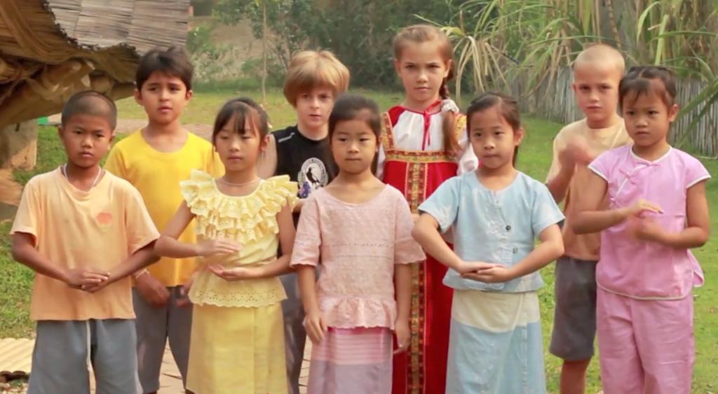 Screen Shot from Welcome to Panyaden video