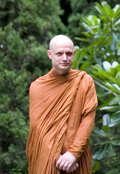 Ven. Ajahn Jayasaro, Panyaden International School spiritual advisor