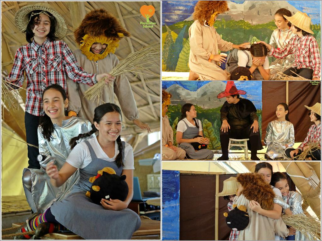 Prathom 6 student show, Panyaden School Chiang Mai