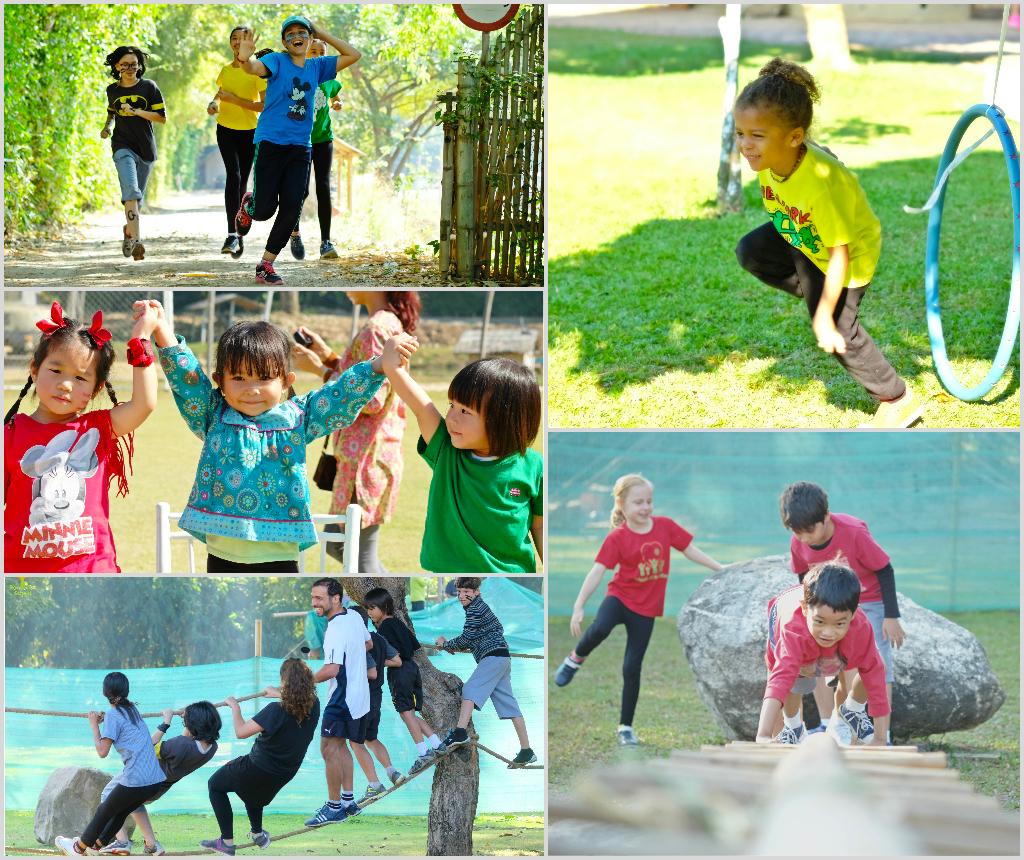 Sports Day 2016 Panyaden
