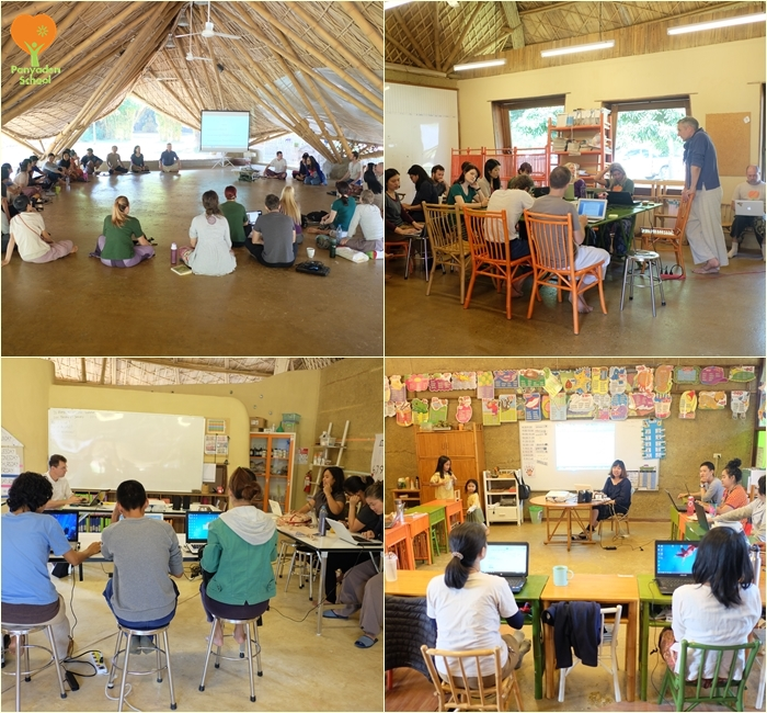 Panyaden School teacher workshop 20 Jan 2016