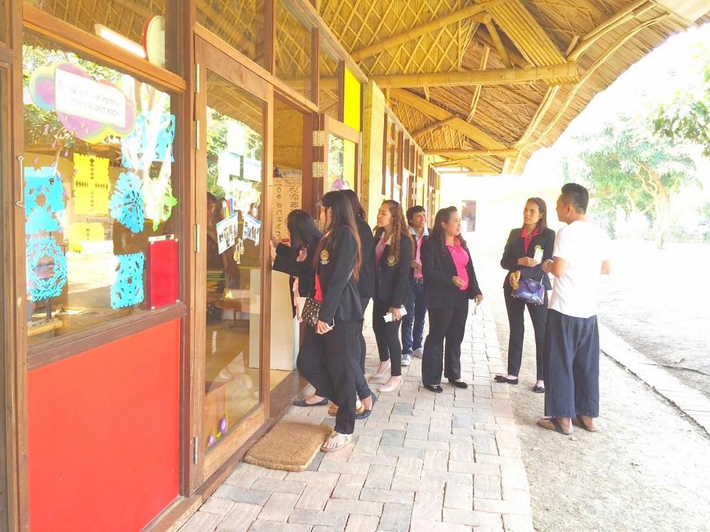 IMG_8700 Visitors from Demonstration School at Panyaden School Chiang Mai