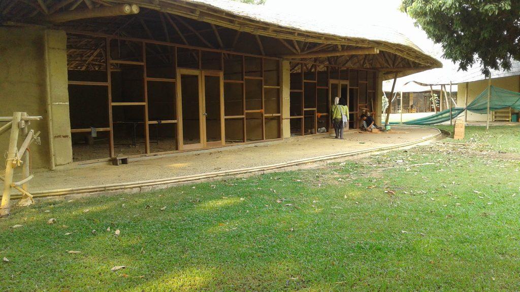 Panyaden's new classrooms almost ready for 2016/7 school term