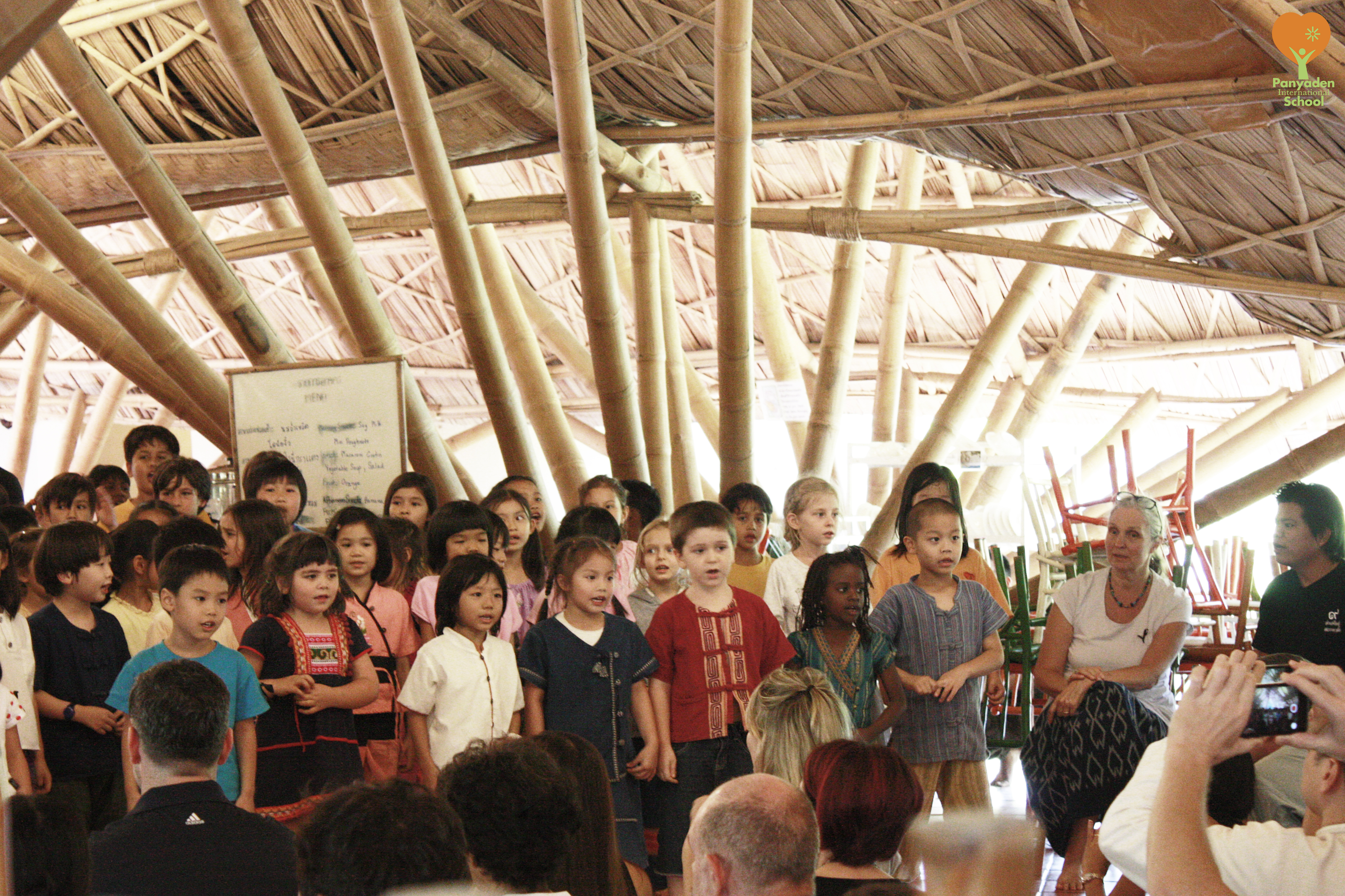 Panyaden International School Primary Budding Day: student performance