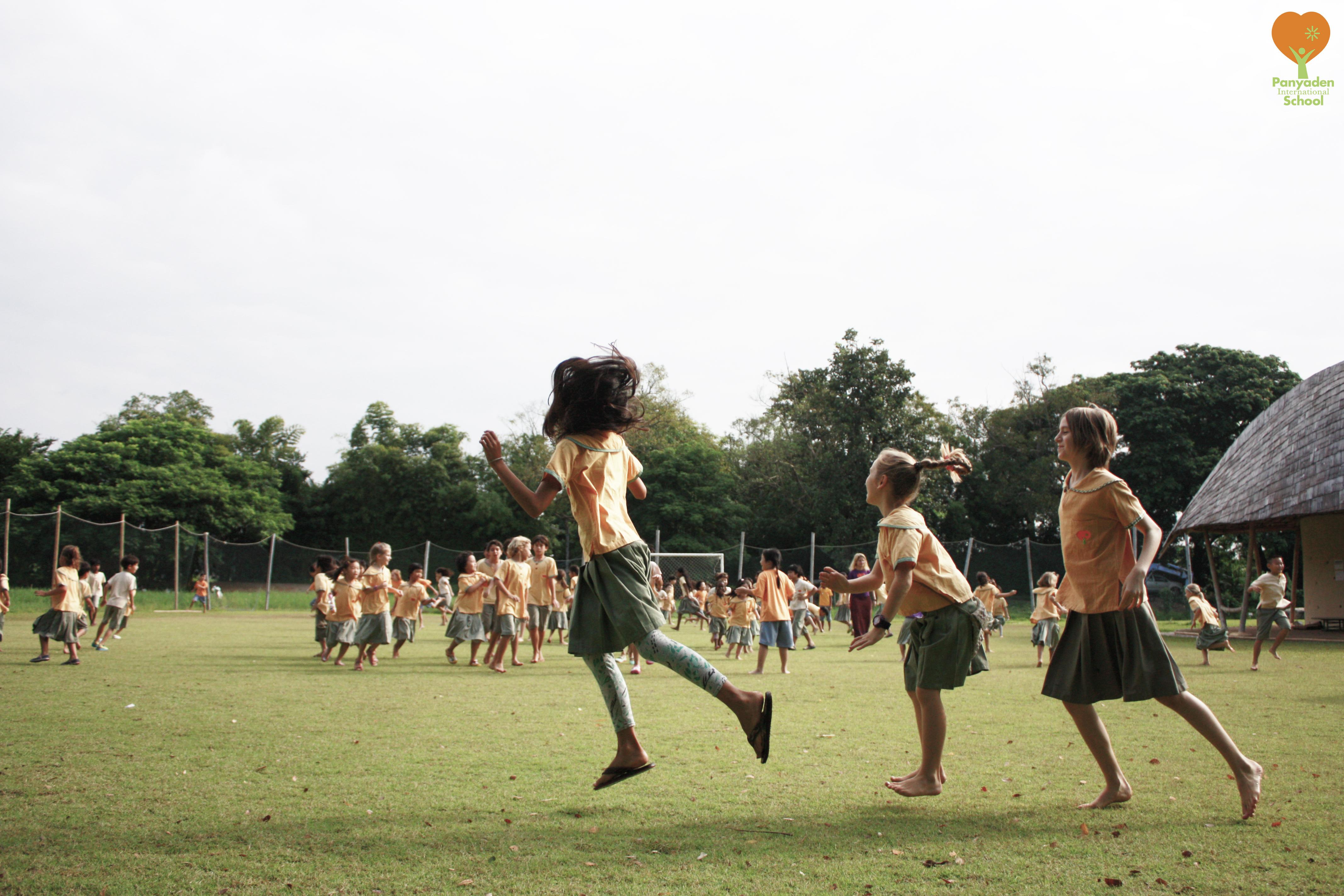 Panyaden International School Sports Day prep